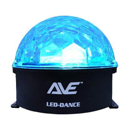 AVE LED-Dance RGB LED Jelly Ball - Front