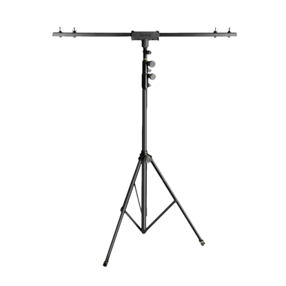 Gravity GLSTBTV17 Tripod Lighting Stand with Square T-Bar (Small)