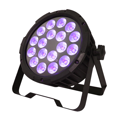 AVE STAGEPAR-Hex 18 LED ParCan - Right