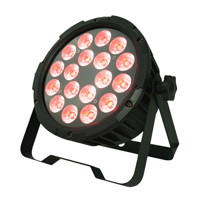 AVE StagePar Quad18 RGBW LED Par Can 18 x 8W LEDs - Right
