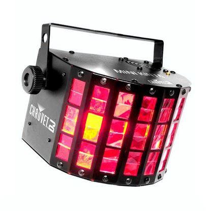 Chauvet Mini Kinta FX Kinta-FX Multi-Effect, Strobe & Laser DJ Light