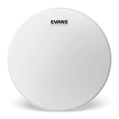 Evans G14 Coated Drum Head, 15 Inch - Front