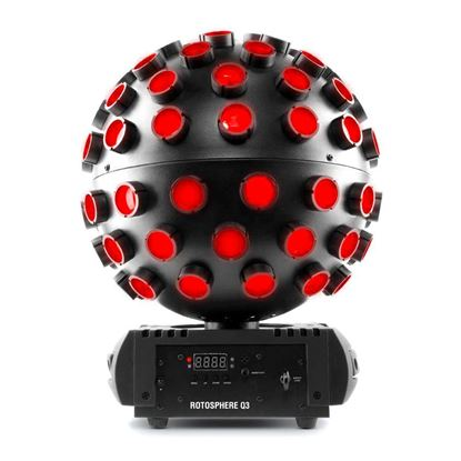 Chauvet Rotosphere Q3 LED Mirror Ball Effect Light