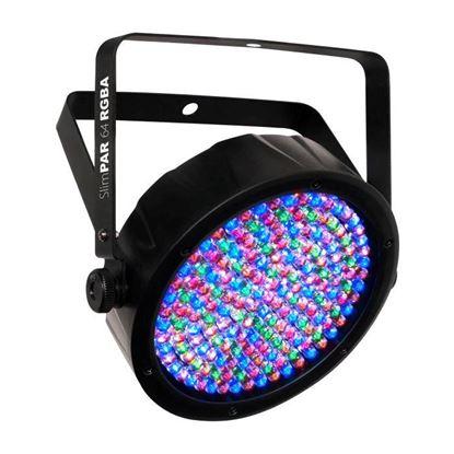 Chauvet SlimPAR 64 RGBA 180 x 10mm RGBA LEDs