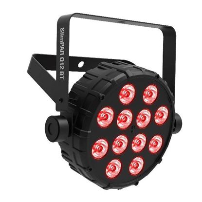 Chauvet SlimPAR Q12BT Compact Washlight - Left