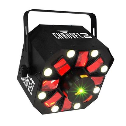 Chauvet Swarm 5FX DJ LED, Strobe & Laser Effect Light