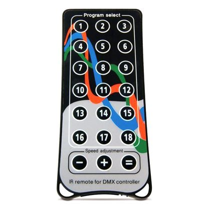 Chauvet Xpress Remote Wireless Infrared Remote for Xpress-512