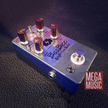 Anarchy Audio Baa Bzz Fuzz Effects Pedal