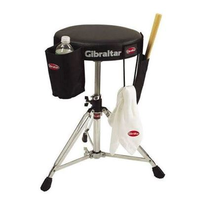 Gibraltar Velcro Attachment Drum Throne