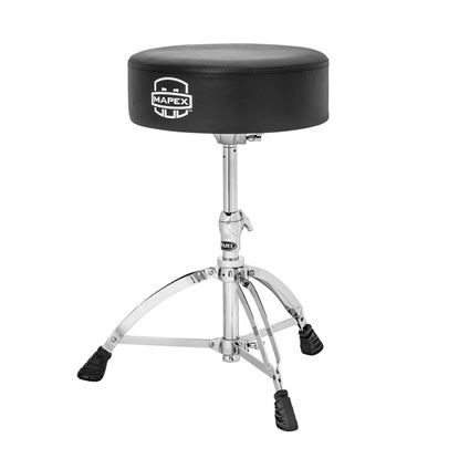 Mapex T570A Round Top Double Braced Drum Throne