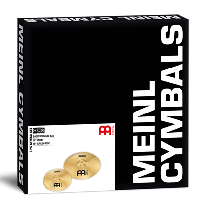 Meinl HCS Cymbal Pack 14/18