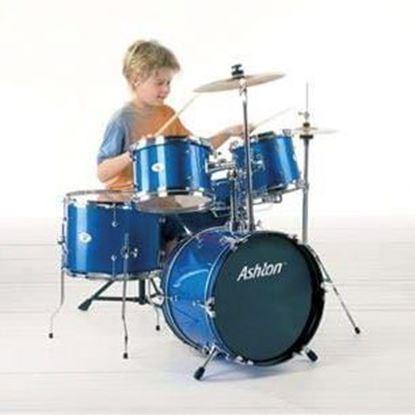 Ashton JoeyDrums Drum Kit - Midnight Blue