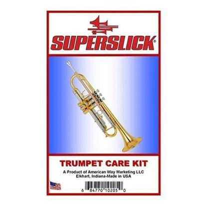 Superslick CK100 Trumpet Care Kit