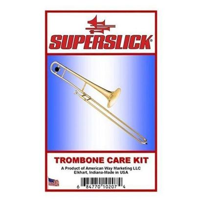 Superslick CK102 Trombone Care Kit