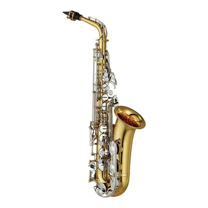Yamaha YAS26ID Alto Saxophone with Case