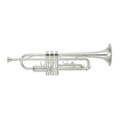 Yamaha YTR2330S B Flat Trumpet Silver