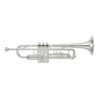 Yamaha YTR3335S-CN B Flat Trumpet Silver