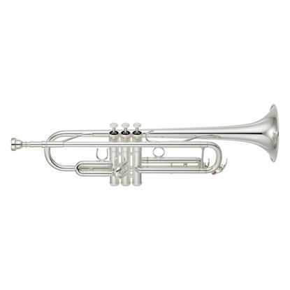 Yamaha YTR4335GSII Bb Silver-Plated Trumpet