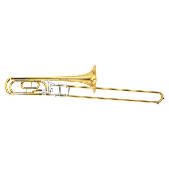 Yamaha YSL640 Professional Tenor Trombone with F Attachment
