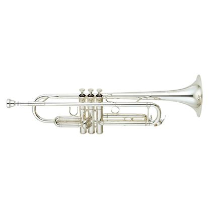 Yamaha YTR6335S Bb Silver-Plated Trumpet