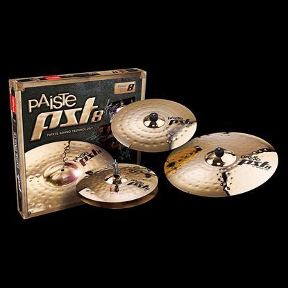 Paiste PST 8 Universal Cymbal Set