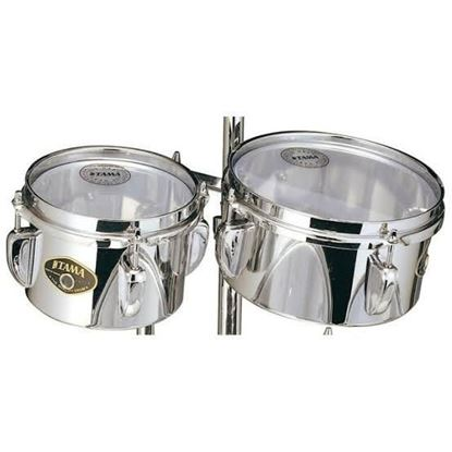 Tama MT68ST Mini Steel Timbales