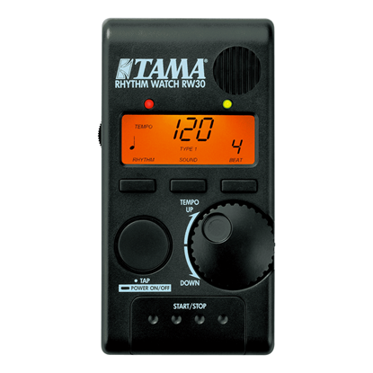 Tama RW30 Rhythm Watch Mini Drum Metronome