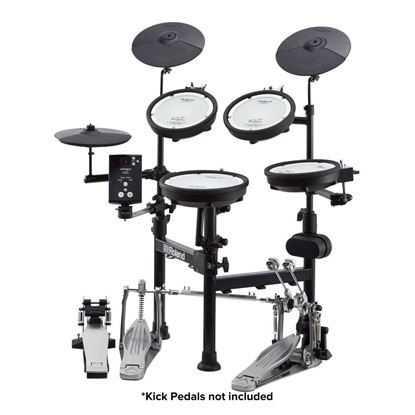 Roland TD-1KPX2 V-Drums Portable Electronic Drum Kit (TD1KPX2)