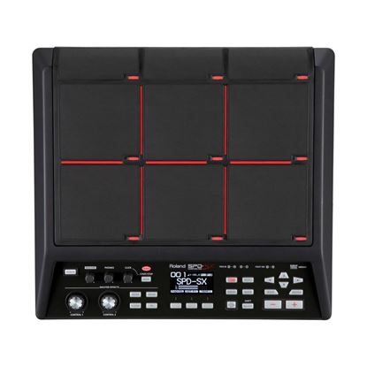 Roland SPD-SX Sampling Pad - top view
