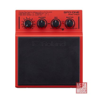 Roland SPD::ONE WAV PAD Percussion Pad (SPDONE)