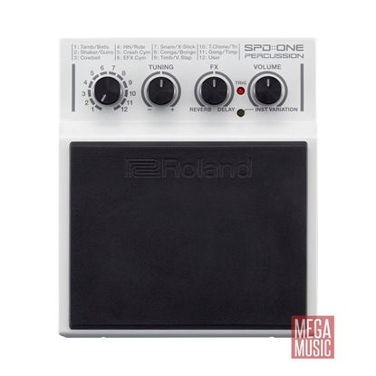 Roland SPD::ONE PERCUSSION Percussion Pad (SPDONE)