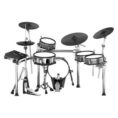 Roland TD-50KV V-Drums Electronic Drum Kit (TD50KV)