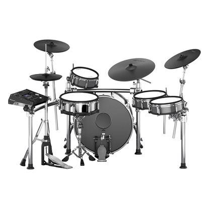 Roland TD-50KV with KD-A22 V-Drums Electronic Drum Kit (TD50KV + KDA22)