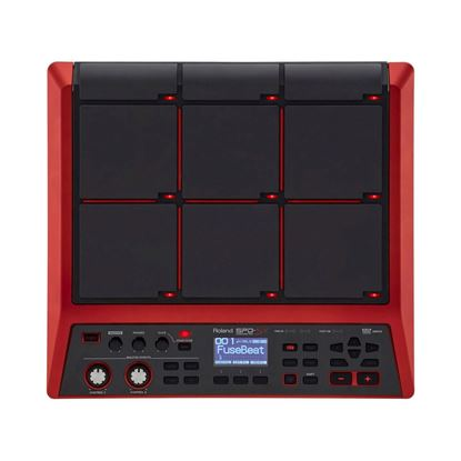 Roland SPD-SX Special Edition Sampling Pad - top view