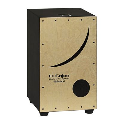 Roland ELCajon EC-10 Electronic Layered Cajon (EL Cajon EC10)
