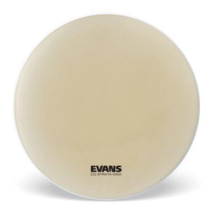 Evans Strata 1000 Concert Bass Drum Head, 28 Inch - Top