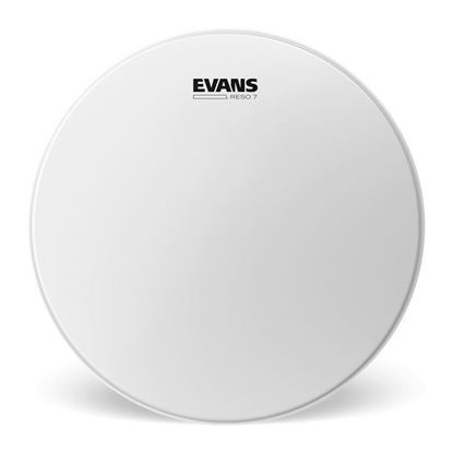 Evans 12 Inch Reso 7 Coated Resonant Drum Head - Top