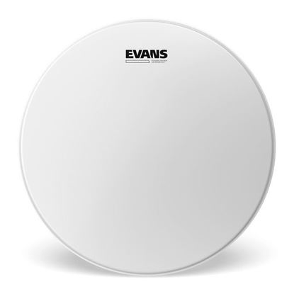 Evans 12 Inch Power Center Reverse Dot Coated Drum Head  - Top