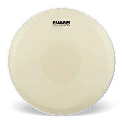 Evans Tri-Center Conga Drum Head, 12.50 Inch - Top