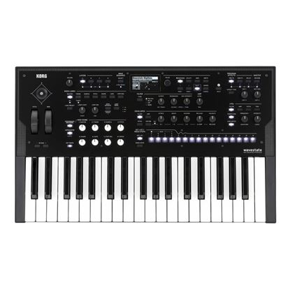 Korg Wavestate Wave Sequencing Synthesizer - Front