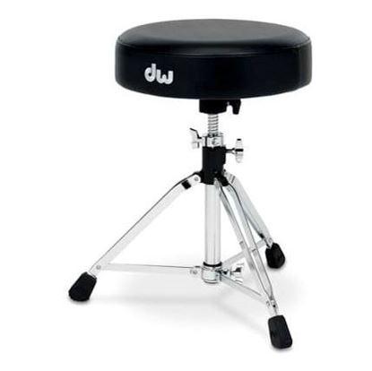 DW 9100 Round Top Drum Throne