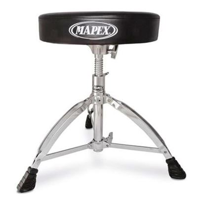 Mapex T561A Round Top Double Braced Drum Throne