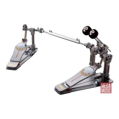 Pearl P-3002C Demon Drive Double Bass Drum Pedal with Case