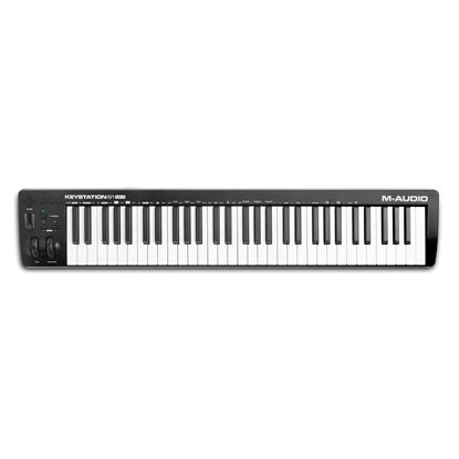 M-Audio Keystation 61 MK3 49-Key USB-Powered MIDI Controller - Front