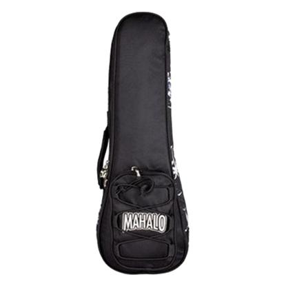 Mahalo OB601 Soprano Heavy Duty Ukulele Bag - Front
