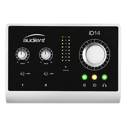 Audient iD-14 High Performance Interface