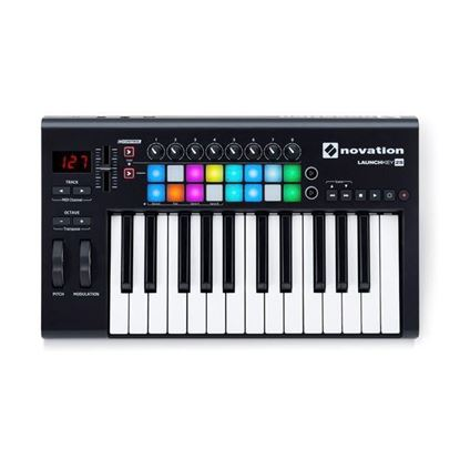 Novation Launchkey 25 MK2 MIDI Controller Keyboard - 25 Key