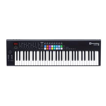 Novation Launchkey 61 MK2 MIDI Controller Keyboard - 61 Key