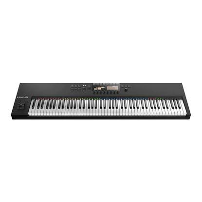 Native Instruments Komplete Kontrol S88 MK2 MIDI Controller Keyboard - 88 Key - Full