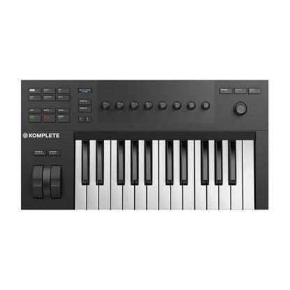 Native Instruments Komplete Kontrol A25 MIDI Controller Keyboard - 25 Key
